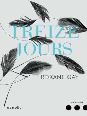 cover image of Treize jours