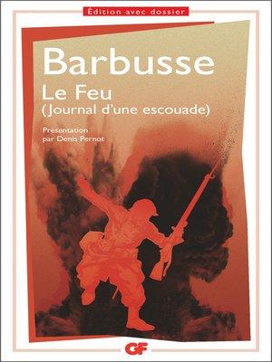 cover image of Le Feu