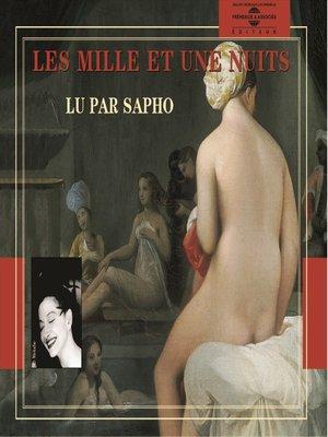 cover image of Les mille et une nuits (Volume 1)