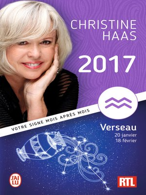 cover image of Verseau 2017