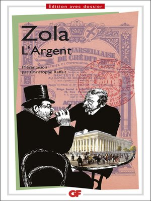 cover image of L'Argent
