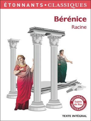 cover image of Bérénice