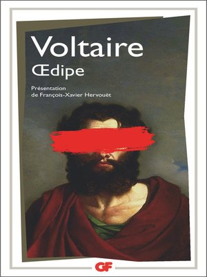 cover image of Œdipe