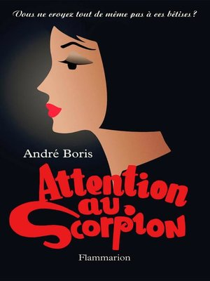 cover image of Attention au Scorpion