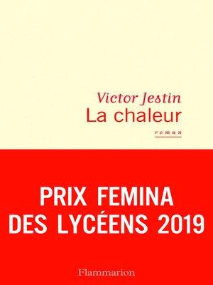 cover image of La chaleur
