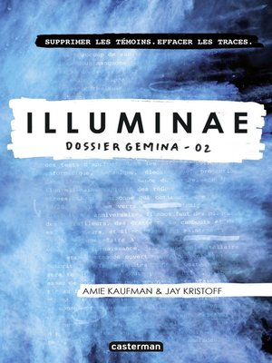 cover image of Illuminae (Tome 2)--Dossier Gemina -02