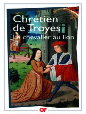 cover image of Yvain ou le Chevalier au Lion--édition bilingue
