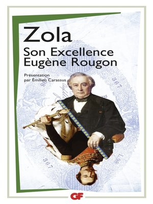 cover image of Son Excellence Eugène Rougon
