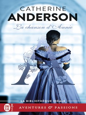 cover image of La chanson d'Annie