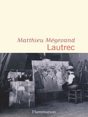 cover image of Lautrec