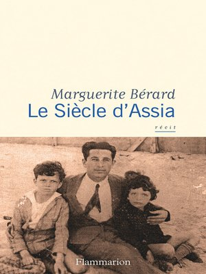 cover image of Le Siècle d'Assia