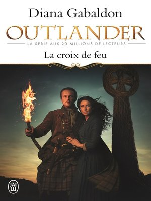 cover image of Outlander (Tome 5)--La croix de feu