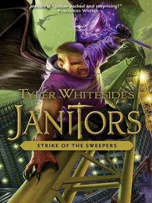 cover image of Strike of the Sweepers
