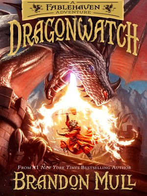 cover image of Dragonwatch
