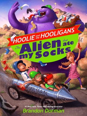 cover image of The Alien That Ate My Socks
