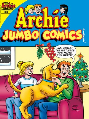 cover image of Archie Comics Double Digest (1984), Issue 304
