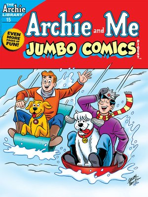cover image of Archie & Me Comics Digest (2017), Issue 15