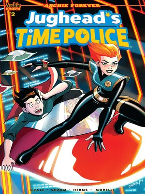 cover image of Jughead's Time Police (2019), Issue 2