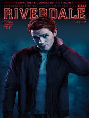 cover image of Riverdale (2017), Issue 11