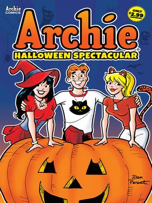 cover image of Archie Halloween Spectacular (2019), Issue 1
