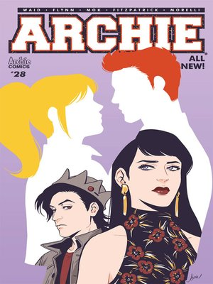 cover image of Archie (2015), Issue 28
