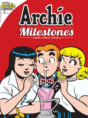 cover image of Archie Milestone Digest (2019), Issue 4