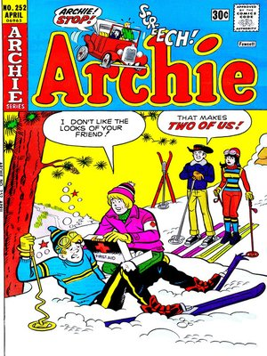 cover image of Archie (1960), Issue 252