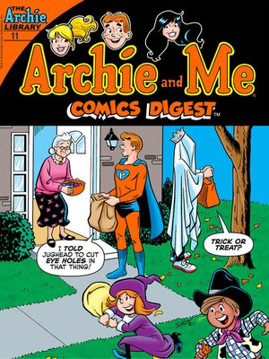 cover image of Archie & Me Comics Digest (2017), Issue 11