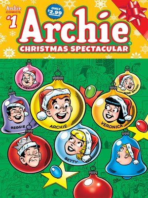 cover image of Archie's Christmas Spectacular (2018), Issue 1