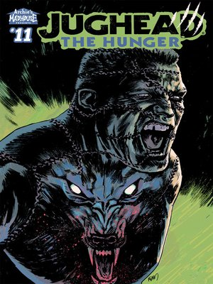 cover image of Jughead: The Hunger (2017), Issue 11