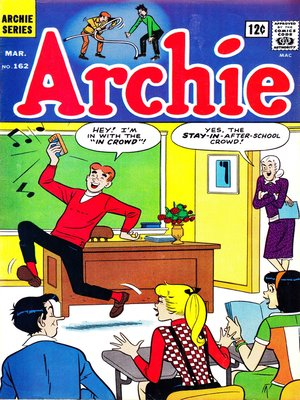 cover image of Archie (1960), Issue 162