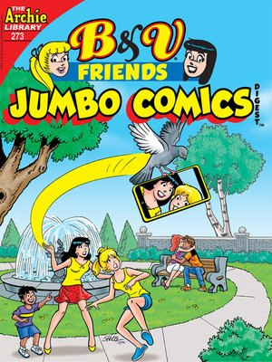 cover image of Betty & Veronica Friends Comics Digest (2010), Issue 273