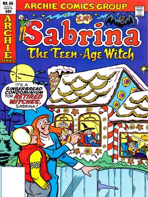 cover image of Sabrina the Teenage Witch (1971), Issue 66