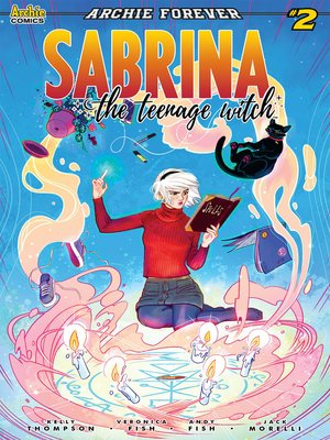 cover image of Sabrina the Teenage Witch (2019), Issue 2