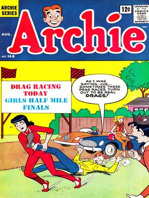 cover image of Archie (1960), Issue 148