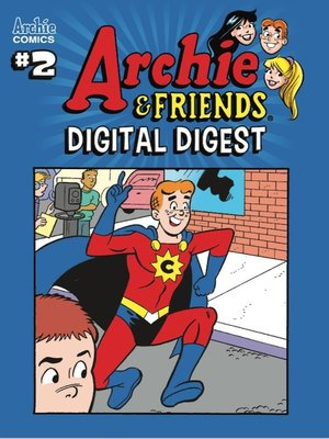 cover image of Archie & Friends Digital Digest (2018), Issue 2