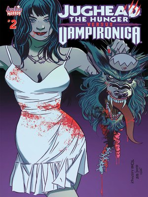cover image of Jughead the Hunger vs Vampironica (2019), Issue 2