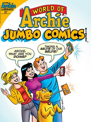 cover image of World of Archie Double Digest (2010), Issue 87