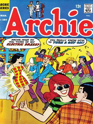 cover image of Archie (1960), Issue 180