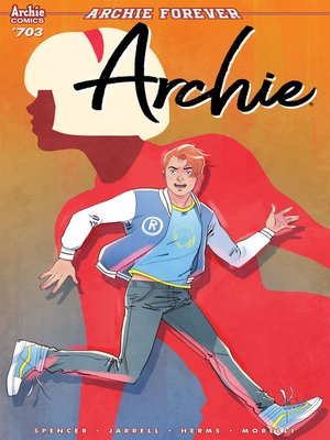 cover image of Archie (2015), Issue 703