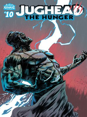 cover image of Jughead: The Hunger (2017), Issue 10