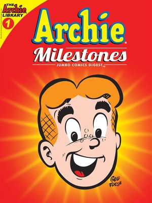 cover image of Archie Milestone Digest (2019), Issue 1