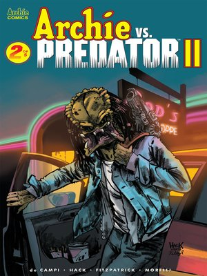 cover image of Archie vs Predator 2 (2019), Issue 2