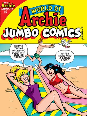 cover image of World of Archie Double Digest (2010), Issue 80