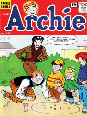 cover image of Archie (1960), Issue 137