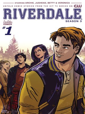 cover image of Riverdale: Season Three (2019), Issue 1