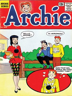 cover image of Archie (1960), Issue 145