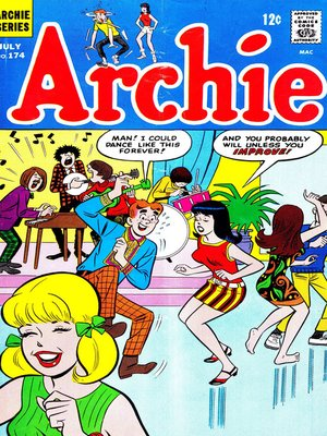 cover image of Archie (1960), Issue 174