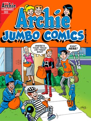 cover image of Archie Comics Double Digest (1984), Issue 303