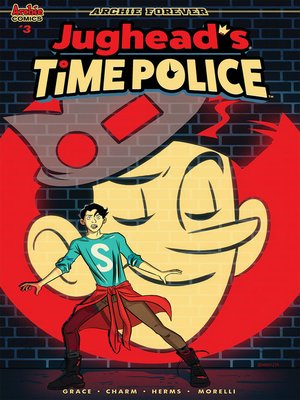 cover image of Jughead's Time Police (2019), Issue 3